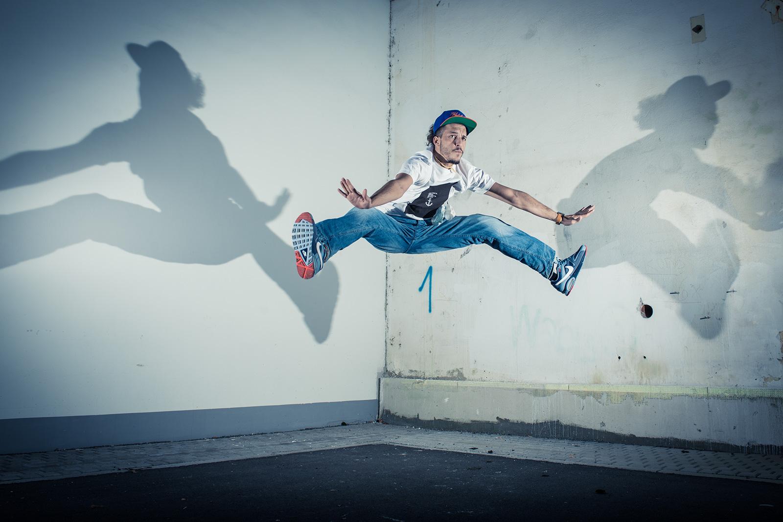 Hip Hop Tänzer