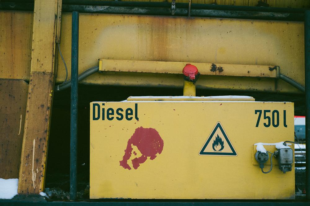 750l Diesel