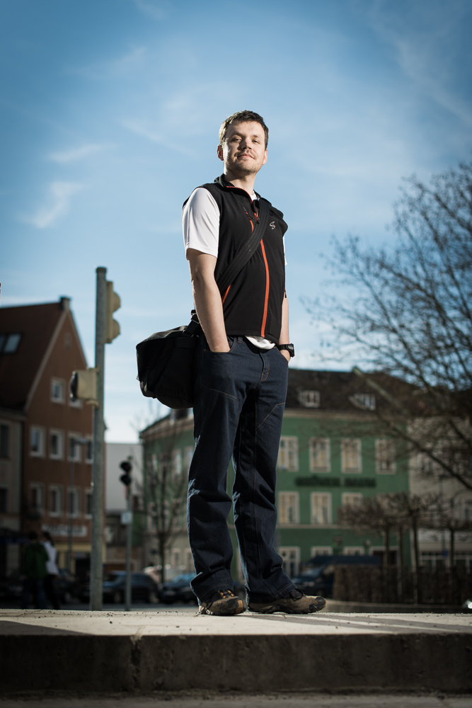 Christian bei 50mm, 1/3200s, f2, ISO100