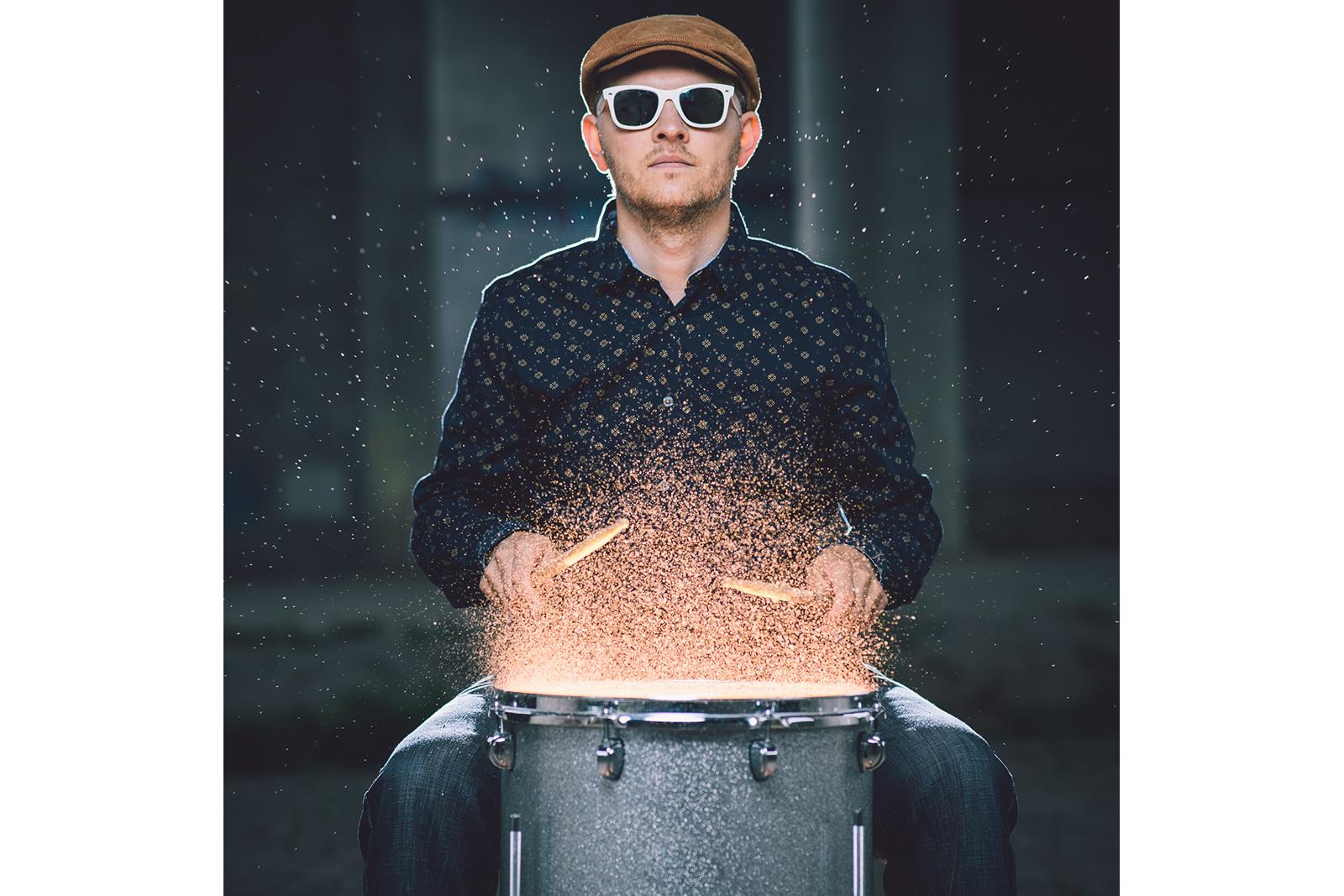 Thomas Baier, Drummer